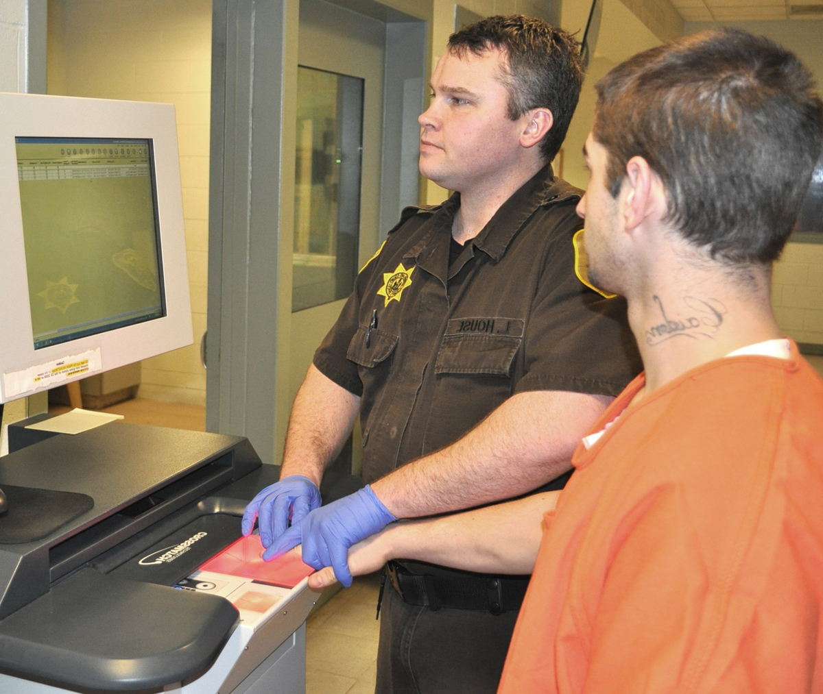 Intake Department | Cumberland County Sheriff - Official Website