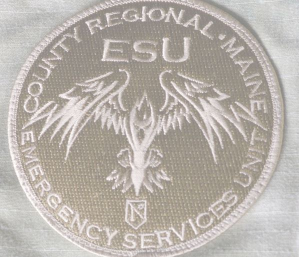 ESU PATCH dimmed small