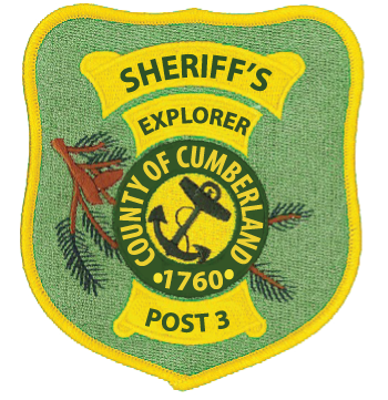 Sheriff's Explorers Post 3 Badge