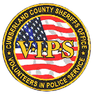 Volunteers in Police Services (VIPS) Logo