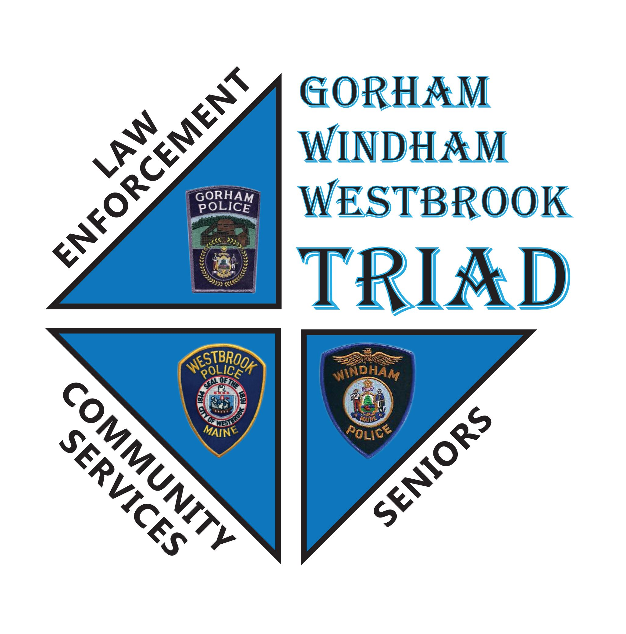 Gorham, Windham, Westbrook Triad