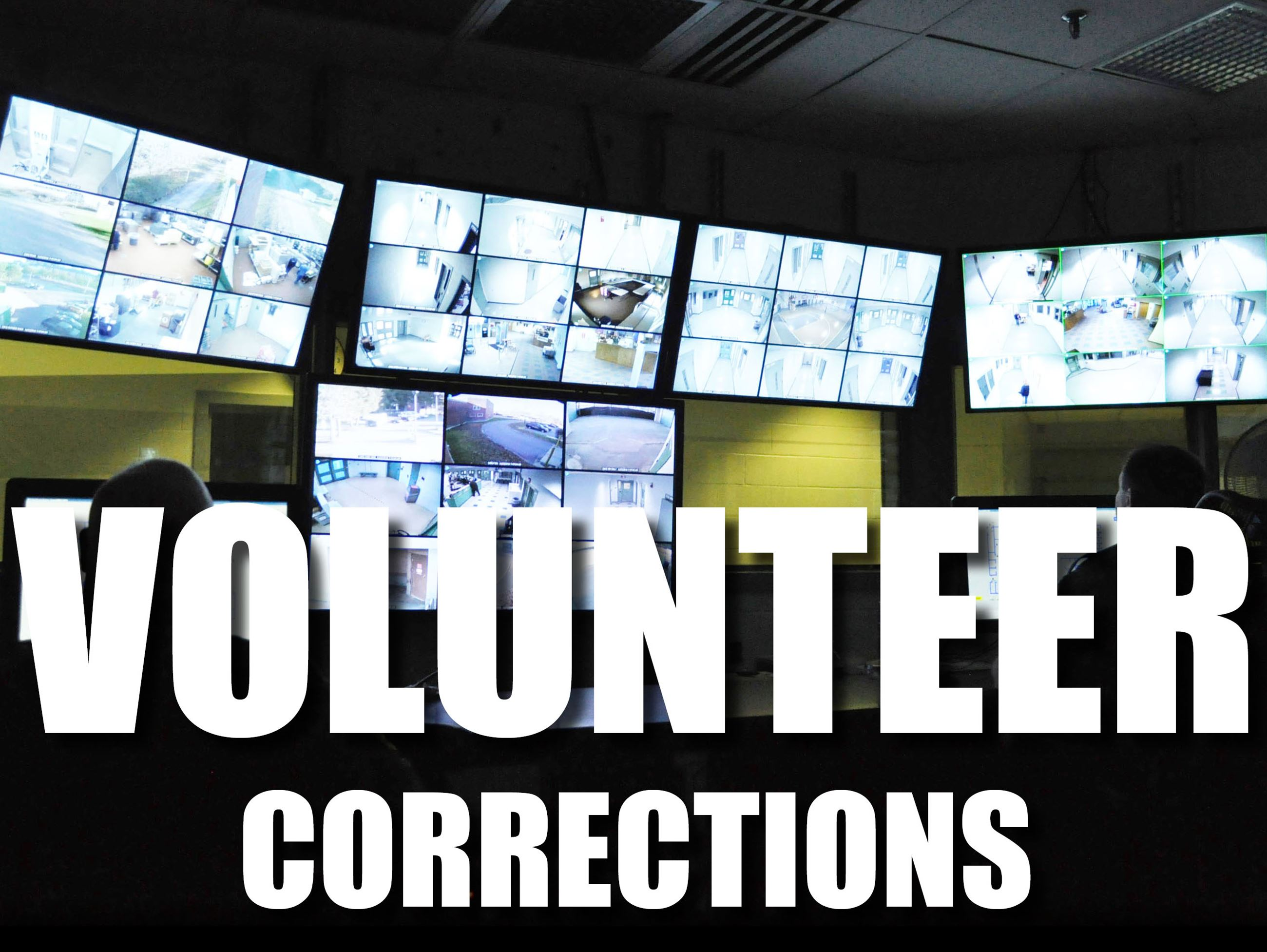 Volunteer Corrections